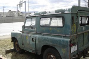 1961 Land Rover II Photo