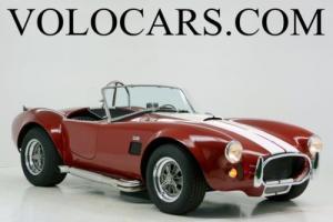 1965 Shelby AC Cobra Tribute