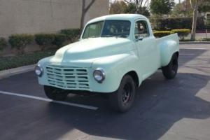 1951 Studebaker Custom Show Truck
