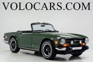 1974 Triumph TR-6 --