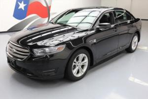 2013 Ford Taurus SEL AWD ECOBOOST HTD LEATHER