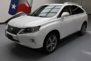 2015 Lexus RX CLIMATE SEATS SUNROOF REAR CAM