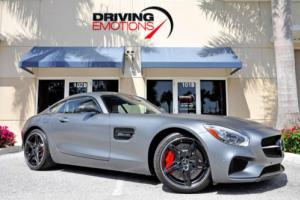 2016 Mercedes-Benz AMG GT S Coupe Photo