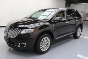 2013 Lincoln MKX AWD CLIMATE LEATHER PWR LIFTGATE