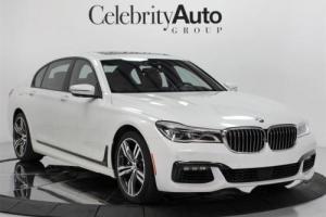 2016 BMW 7-Series 750i xDrive Autobahn Pkg $128K MSRP