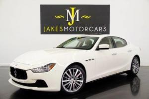 2015 Maserati Ghibli (1-OWNER)