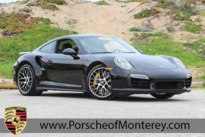 2014 Porsche 911 2dr Cpe Turbo S