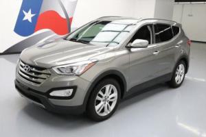 2014 Hyundai Santa Fe SPORT 2.0T TURBO NAV REAR CAM