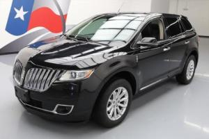2013 Lincoln MKX AWD ELITE PANO ROOF NAV REAR CAM