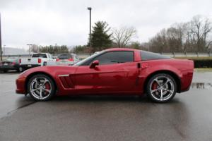 2012 Chevrolet Corvette 2dr Coupe Z16 Grand Sport w/2LT