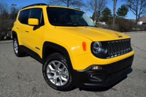 2015 Jeep Renegade 4WD LATITUDE-EDITION