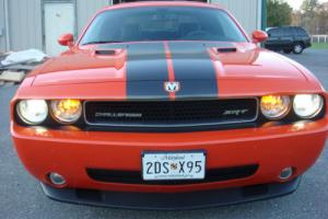 2008 Dodge Challenger SRT