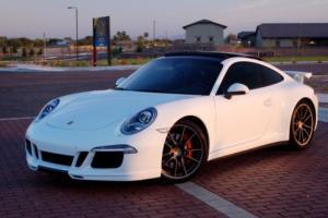 2014 Porsche 911 4S