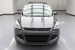 2014 Ford Escape SE ECOBOOST REAR CAM PWR LIFTGATE