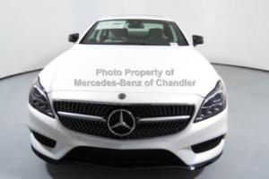2017 Mercedes-Benz CLS-Class CLS 550 Coupe