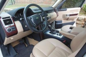 2008 Land Rover Range Rover HSE~Luxury Package