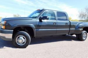 2005 Chevrolet Silverado 3500 DURAMAX DIESEL LOADED MOON ROOF