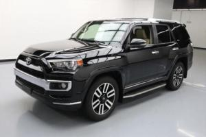 2014 Toyota 4Runner LTD 7-PASS SUNROOF NAV 20'S