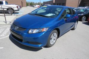 2013 Honda Civic 2dr Automatic LX
