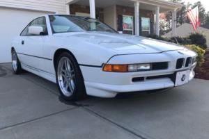 1993 BMW 8-Series CI