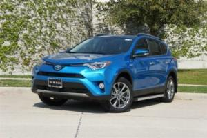2017 Toyota RAV4 LIMITED/LEATHER/NAVIGATION/ROOF