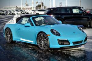 2017 Porsche 911 TRADE/FINANCE/DELIVER