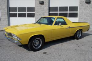 1968 Chevrolet El Camino Photo