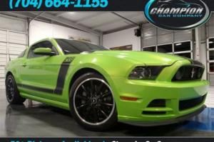 2013 Ford Mustang Boss 302, Recaro Seats, Short Shifter