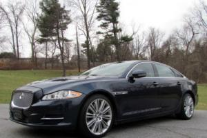 2011 Jaguar XJ 4dr Sedan XJL Supercharged
