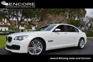 2015 BMW 7-Series 750Li Sedan  W/M Sport Edition