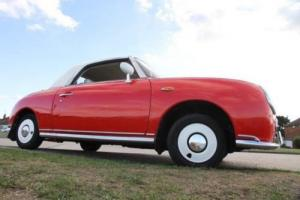 1991 Nissan Figaro 2 Door Convertible Photo