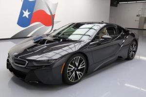 "2015 BMW i8 HYBRID GIGA WORLD AWD NAV HUD 20"" WHEELS"
