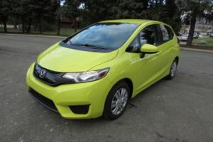 2016 Honda Fit 5dr Hatchback CVT LX