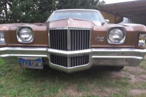 1971 GM Pontiac Grand Prix 400ci 6.6 litre big block