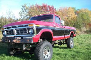 1977 Ford Ranger XLT 4X4