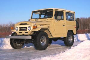 1978 Toyota Land Cruiser 40 SERIES DIESEL | eBay Photo