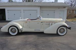 1976 Replica/Kit Makes 1936 Auburn Boattail Speedster