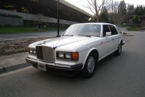 1988 Bentley Mulsanne S Photo