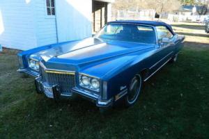 1972 Cadillac Eldorado Photo
