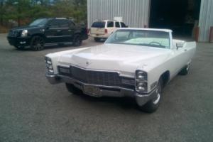 1968 Cadillac DeVille COUPE DEVILLE Photo