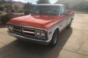 1972 GMC Sierra 1500 1500