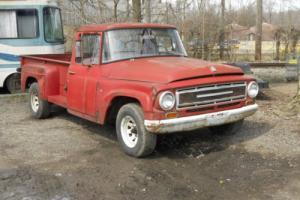 1967 International Harvester Other NO RESERVE AUCTION