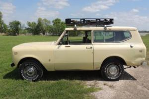 1977 International Harvester Scout scout II Photo