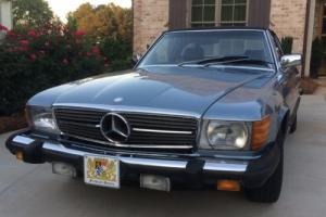 1985 Mercedes-Benz SL-Class Photo