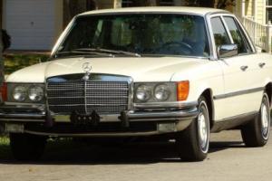 1973 Mercedes-Benz 400-Series 450SE MODEL 116