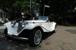 1936 Mercedes-Benz MARLENE 2DR