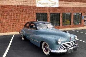 1946 Oldsmobile Model 98 --
