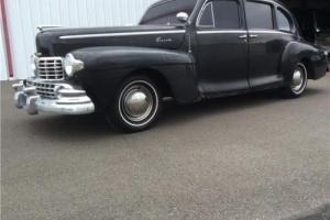 1948 Lincoln MKZ/Zephyr 4 Dr. Sedan