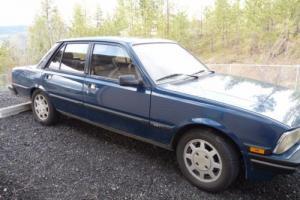 1987 Peugeot 505 STX