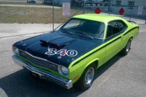1973 Plymouth Duster Photo